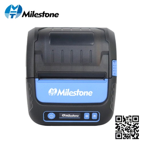 MILESTONE MHT-P80F BEL PRİNTER (FİŞ VE BARKOD)MOBİL BLUETOOTH)
