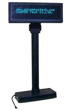 Tazga Müşteri Ekranı 2 satır Display